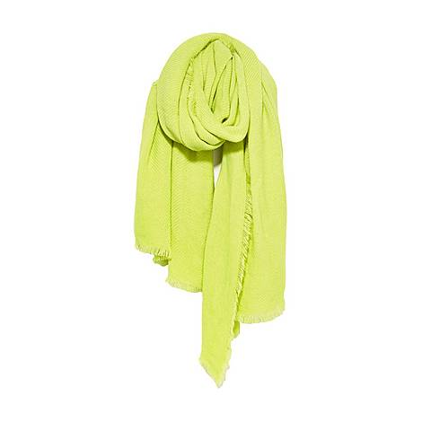 Neon Textured Scarf, ${color}