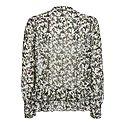 Bonnie Print Ruffled Blouse, ${color}