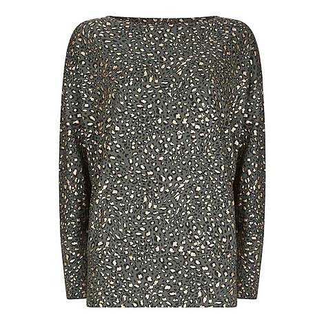 Animal Batwing Top, ${color}