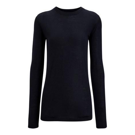 Fine Merino Wool Sweater, ${color}