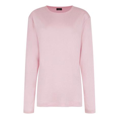 Silk Jersey Top, ${color}