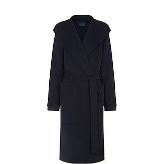 Lista Double Wool Gloss Coat
