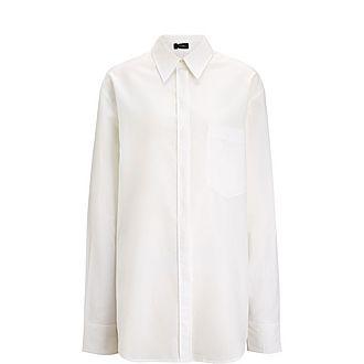 Gibson-Chintz Cotton Shirt
