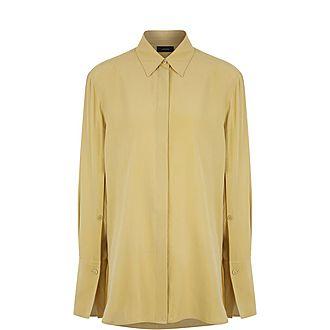Mason Silk Toile Shirt