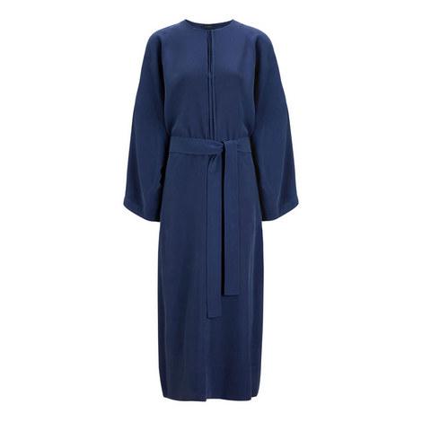 Koda Silk Toile Dress, ${color}