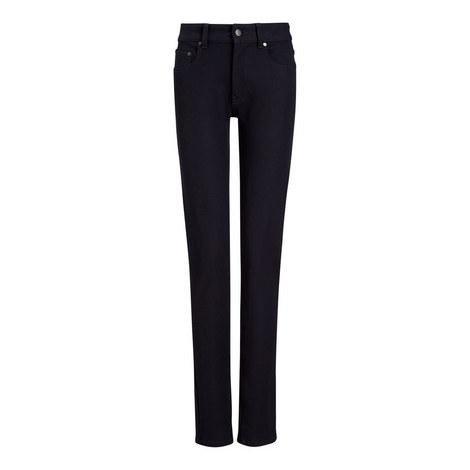 Cloud Gabardine Stretch Jeans, ${color}