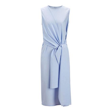 Alicia Poplin Chambray Dress, ${color}