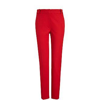 Zoom Gabardine Stretch Trousers