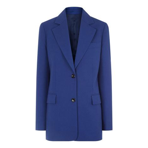 New Lorenzo Comfort Wool Jacket, ${color}
