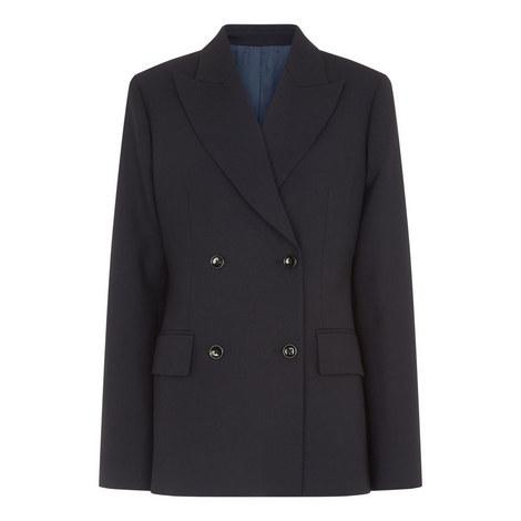 Hazel Comfort Wool Jacket, ${color}