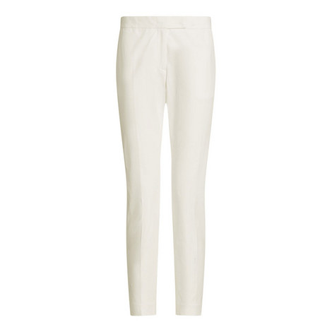 Finley Polish Cotton Trousers, ${color}
