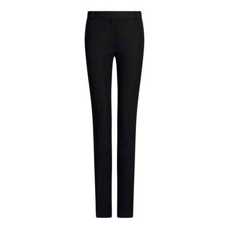 Zoran Gabardine Stretch Trousers, ${color}