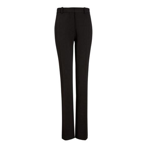 Zoran Comfort Wool Trousers, ${color}
