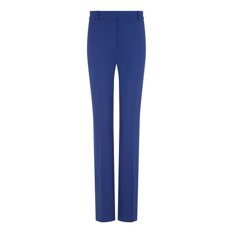 Zoran Comfort Wool Trousers, ${color}