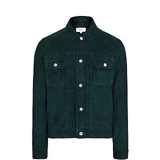 Scott Western Suede Jacket