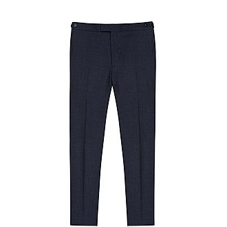 Steam Slim Fit Trousers