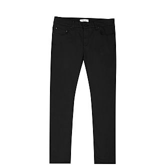 Jet Stay Black Slim-Fit Jeans