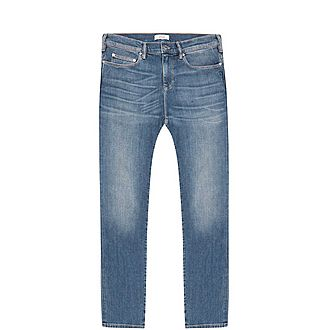 Ceha Tapered Slim-Fit Jeans
