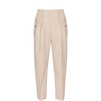 Brooklyn Tapered Trousers