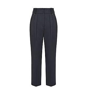 Hendrix Pleat Front Trousers