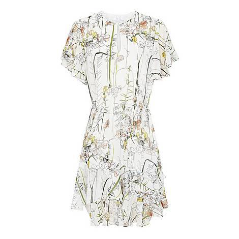 Juno Mini Dress, ${color}