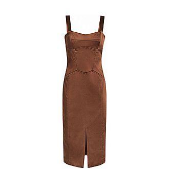 Madeleine Structured Bodycon Dress