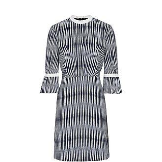 Nika Zig Zag Dress