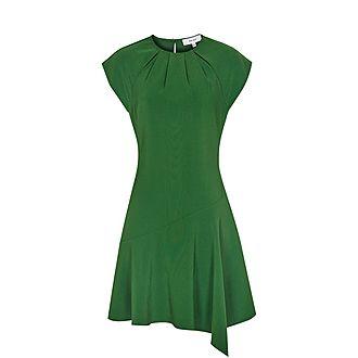 Belle Cap Sleeve Dress