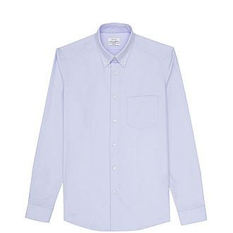 Ainslee Slim-Fit Oxford Shirt