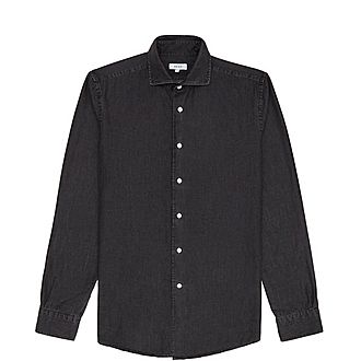 Knight Dark-Wash Shirt