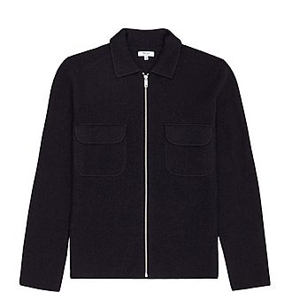 Roehampton Zip-Through Sweater