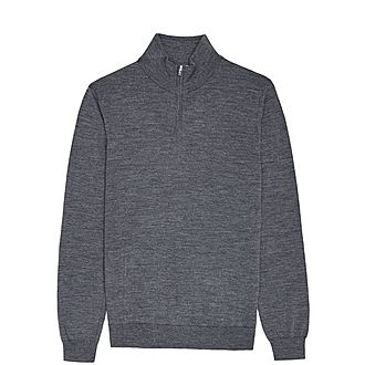 Blackhall Funnel Neck Sweater