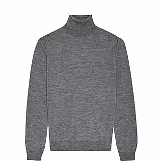 Caine Roll Neck Sweater