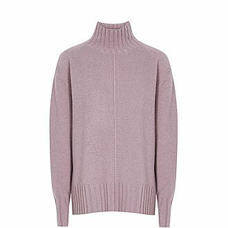 Bonnie Roll Neck Sweater