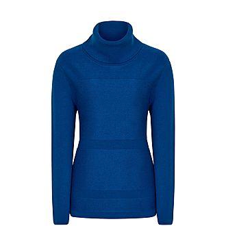Shea Roll Neck Sweater