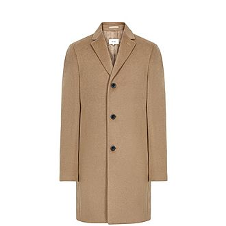 Gable Wool Epsom Overcoat