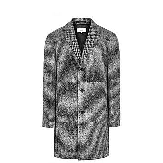 Kennard Dogtooth Overcoat