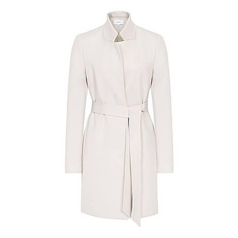 Maisie Wrap Coat, ${color}
