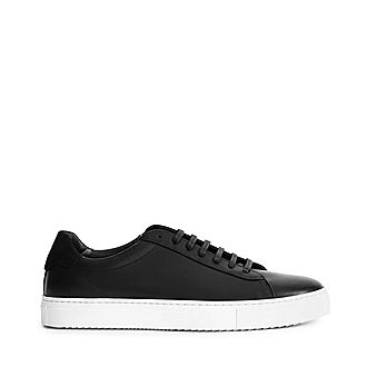 Finley Leather Trainers