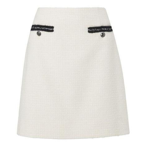Charlee Tweed Skirt, ${color}