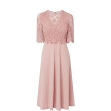 Etta Lace Trim Dress