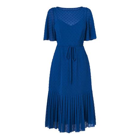 Boe Pleated Dress, ${color}
