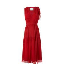 Abigail Silk Dress