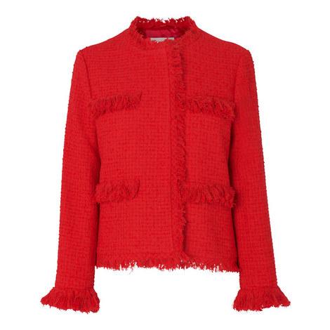 Myia Tweed Jacket, ${color}