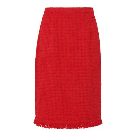 Myia Tweed Skirt, ${color}