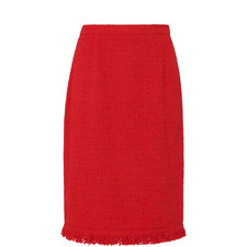 Myia Tweed Skirt