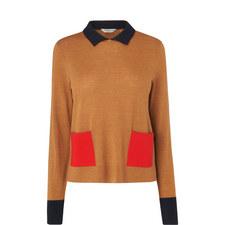 Melaine Colour Block Sweater