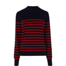 Carson Striped Sweater