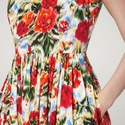 Issie Picnic Rose Dress, ${color}