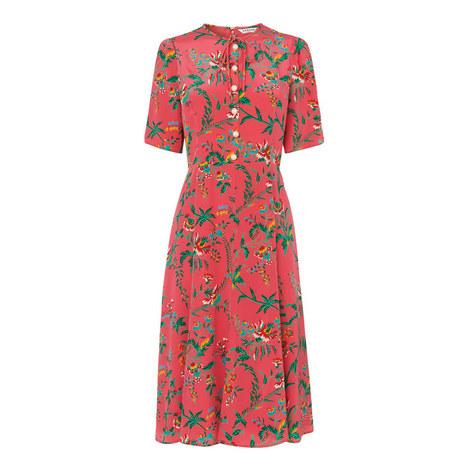 Montana Print Dress, ${color}